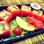 Как готовят суши в Tokio