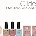 Shellac CND Gilded Dream Collection