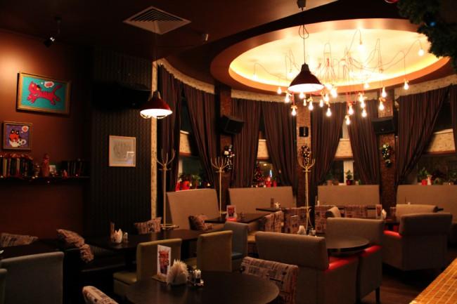 Кафе Гости в Лобне